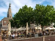 Gemoedelijke, haast ingetogen D-Day zonder wanklank: 'Terrasjes, uit eten, dit lijkt weer op Breda'