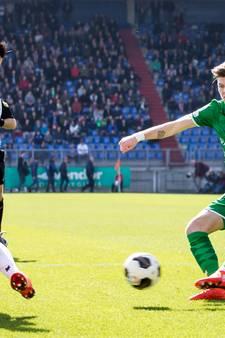 Seizoen lijkt al voorbij voor Willem II'er Guus Joppen