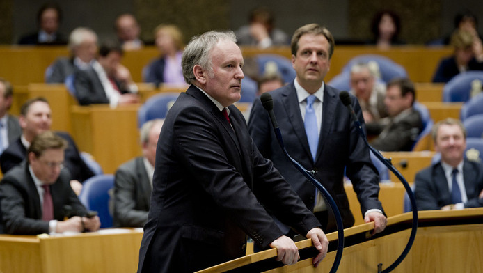 PvdA-Kamerlid Frans Timmermans. © ANP