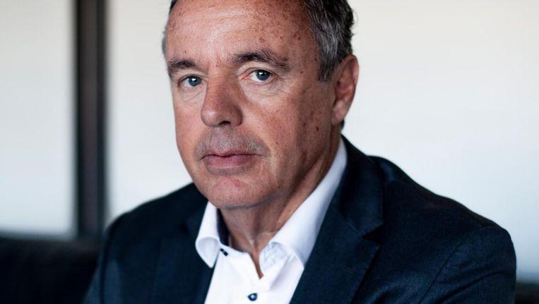 Rob van Eijbergen: 'In Amsterdam zijn er procentueel niet meer integriteitsschendingen dan elders.' Beeld Lin Woldendorp