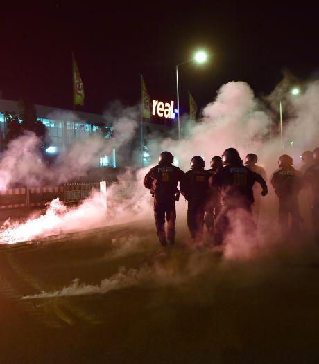 Merkel naar Heidenau na extreemrechts geweld