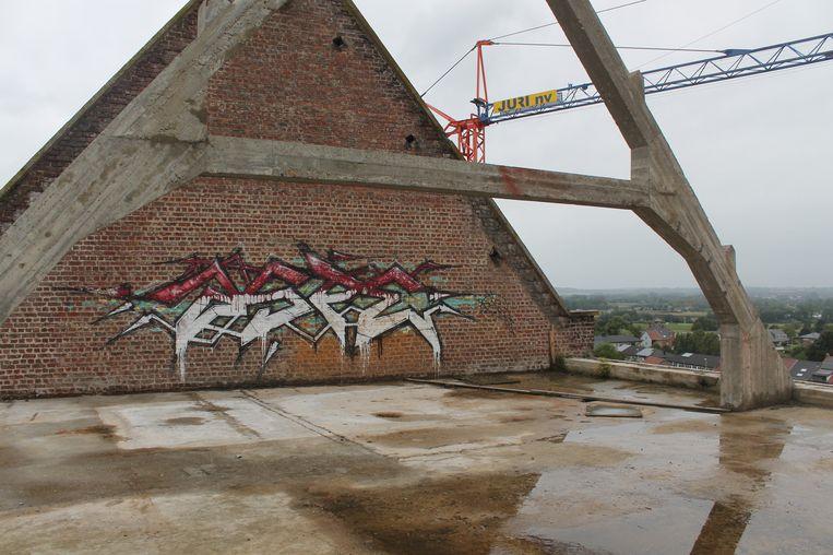 Een unieke inkijk in de voormalige brouwerij Eylenbosch.