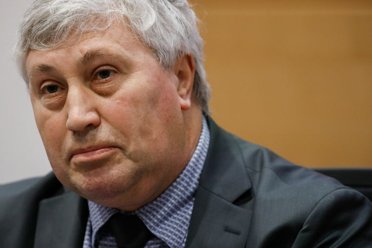 Freddy Roosemont, hoofd van de Dienst Vreemdelingenzaken.