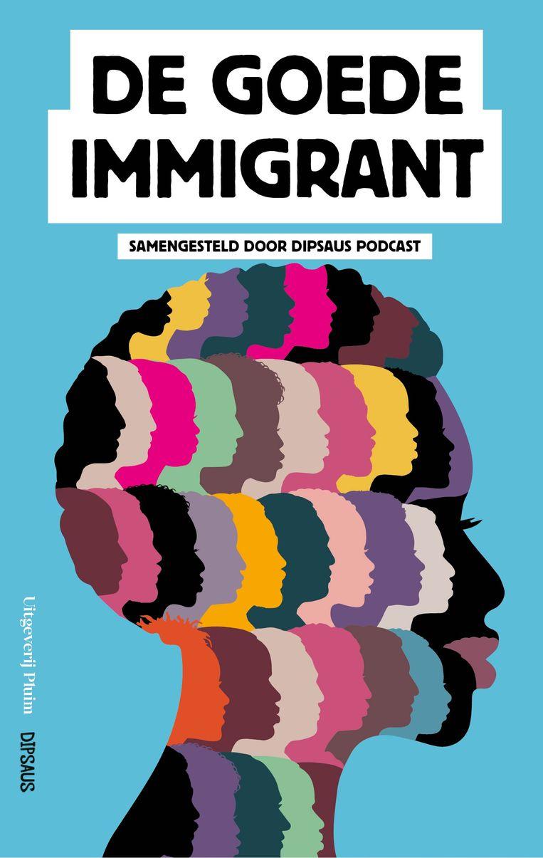 Dipsaus, De goede immigrant, Uitgeverij Pluim, 21,99 euro Beeld
