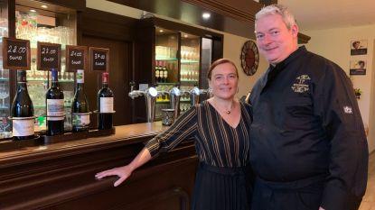 """Brasserie 17 doorstaat eerste maand met glans: """"Veel van onze vaste klanten zijn ons vanuit Koningslo gevolgd. Maar ook de nieuwe blijven terugkomen"""""""