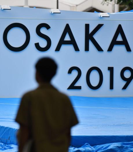 Les cinq sujets chauds du G20 d'Osaka
