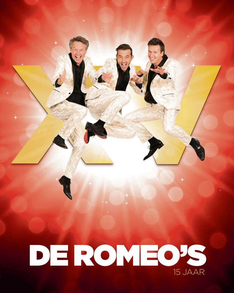 De Romeo's bestaan 15 jaar.