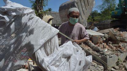 Dodentol zware aardbeving Lombok loopt op tot 436