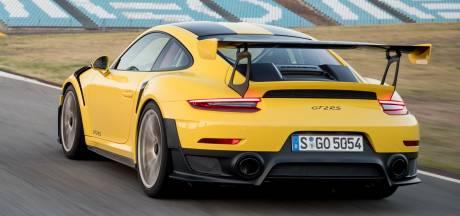 Porsche hervat productie sportwagen omdat er vier op de zeebodem liggen