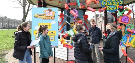 Tóch een carnavalsgevoel op Den Haaykaant: QR-codes ontcijferen en keukendeuren beschilderen