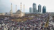 Vijf doden bij aanval op kathedraal in Tsjetsjeense Grozny