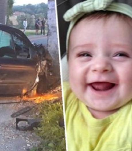 Meisje (1,5) overleden na auto-ongeluk met dronken ouders