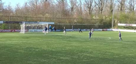 #HéScheids: prachtige stift bij PH, speler FC Trias mist grote kans