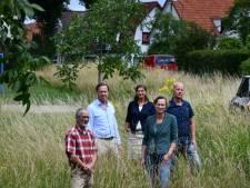Buurt in Rhenen niet blij met bouwen in het Spoorgat