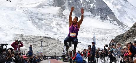 Geen wereldrecords voor topatleten tussen Alpentoppen