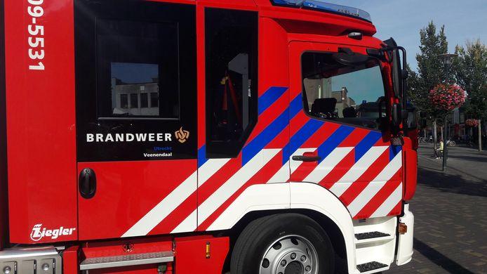 Brandweer Veenendaal.