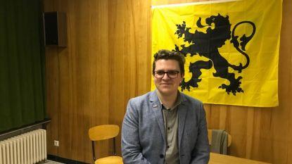 25-jarige Arno van Blijenbergh nieuwe voorzitter N-VA