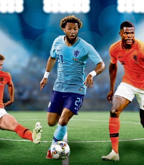 'Eredivisieclubs profiteren nu van dit Oranje'