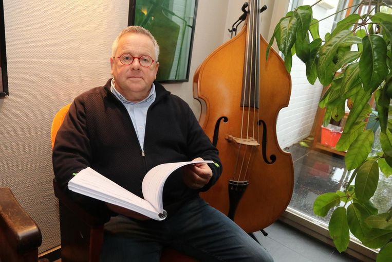 Westouter Frank Verdru gaat gedicht brengen in Nashville.