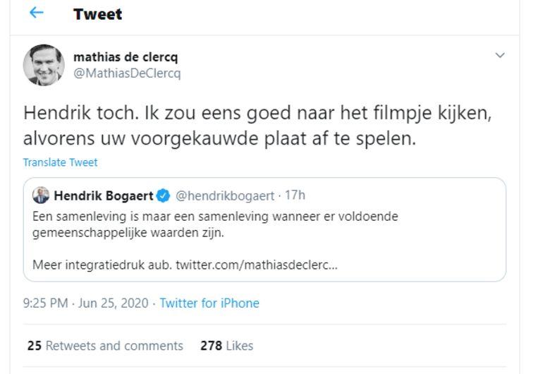 Screenshot twitter.