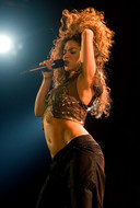 Shakira kwam uiteindelijk toch naar het Gelredome in 2007.