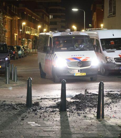 Negen mensen aangehouden na onrust in Duindorp
