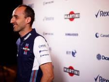Williams gunt Kubica drie vrije trainingen