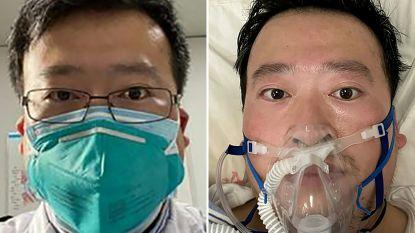China wilde verhaal over heldhaftige corona-arts censureren, maar dat mislukte: volkswoede neemt toe