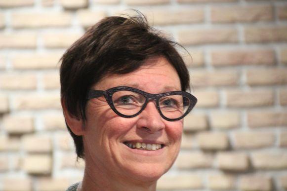 Schepen Geertrui Van de Velde (CD&V).