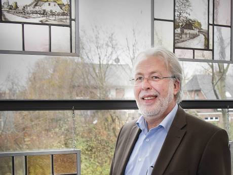 Nieuwe burgemeester van Kranenburg: 'Ik leerde Nederlands van Derrick'