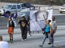 Des pro-Trayvon Martin bloquent une autoroute de Los Angeles