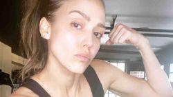 Sterren doen het massaal zonder make-up: is dat ook beter voor de huid?
