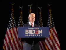 Biden heeft voldoende kiesmannen en gaat strijd aan met Trump
