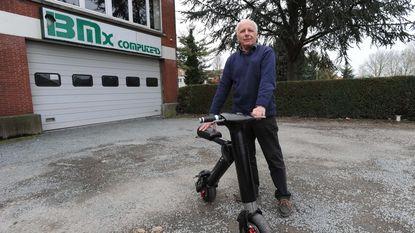Hedwig (71) wil met e-steps, scooters en bikes files oplossen