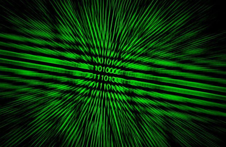 Groot-Brittannië en andere landen beschuldigen de Russische militaire inlichtingendienst GROe van een lange reeks cyberaanvallen. Beeld ANP XTRA