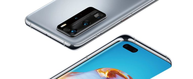 Huawei P40 Pro Beeld Huawei