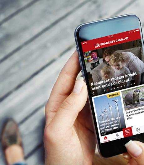 De vernieuwde Brabants Dagblad-app: vanaf nu draait alles om Brabant!