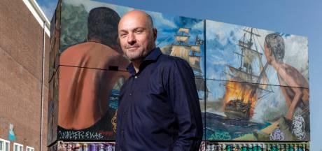 Boris van der Ham wil 'muur van ellende' zingend breken
