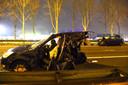 Dodelijk ongeval A20