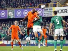 Missie geslaagd voor Oranje na zuinig gelijkspel tegen Noord-Ierland