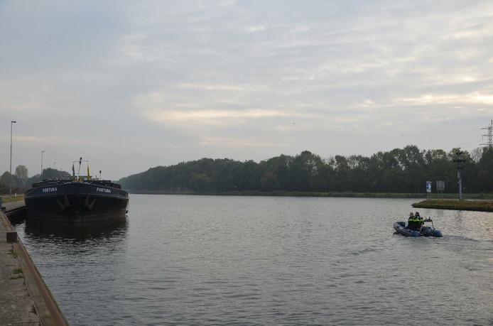 Microbe ontdekt in Twentekanaal