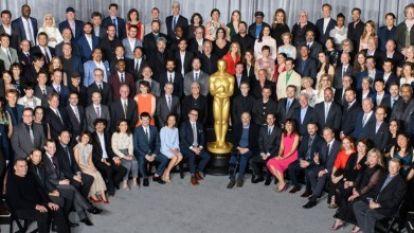 Dit is de Oscar Class Photo van 2019, kan jij alle celebs spotten?
