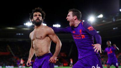 Spanning in de Premier League: Liverpool zet scheve situatie recht en springt naar leidersplaats