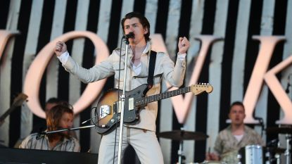 Alex Turner en de Arctic Monkeys sluiten vier dagen Rock Werchter af