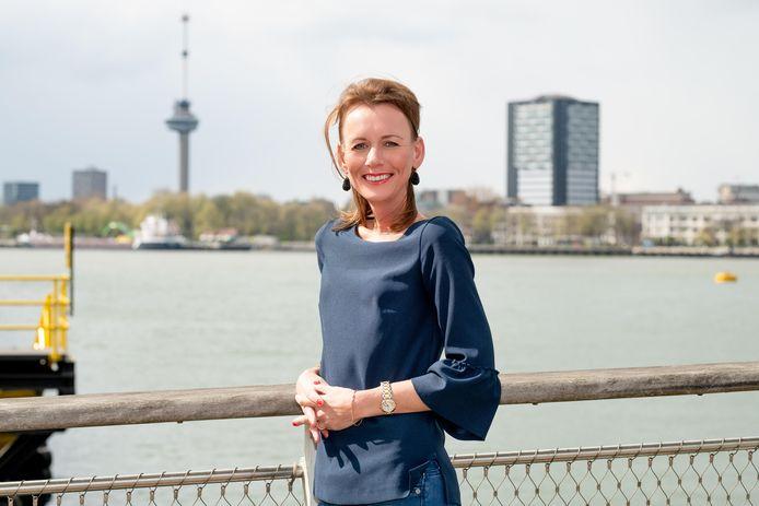 Caroline Nagtegaal hoopt dat de zeevarenden binnenkort naar huis kunnen.