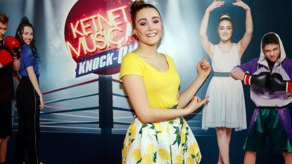 IN BEELD. Campus 12 slaat BV's knock-out van verbazing op première Ketnet Musical