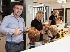 Alle soorten kapsels zijn verkrijgbaar bij Finkers Hairmasters in Almelo