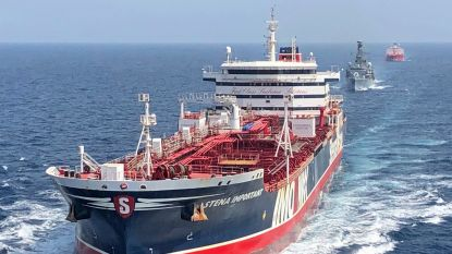 VS vragen Belgische oorlogsschepen in Straat van Hormuz