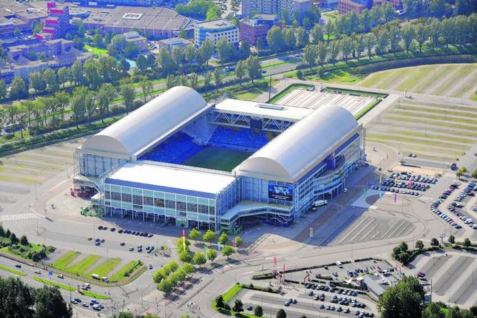 Stadion GelreDome in Arnhem-Zuid. Foto DG