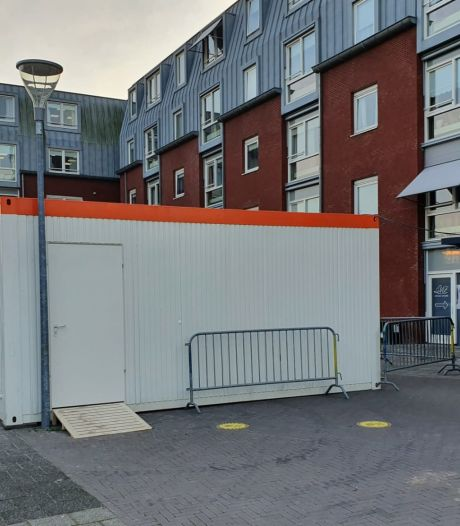 GGD's openen nieuwe teststraten in Nijkerk en Bunschoten
